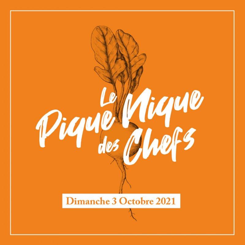 La 4e édition du Pique Nique des Chefs aura lieu le 3 octobre